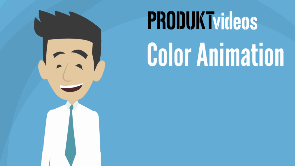 Produktvideos Color Animation